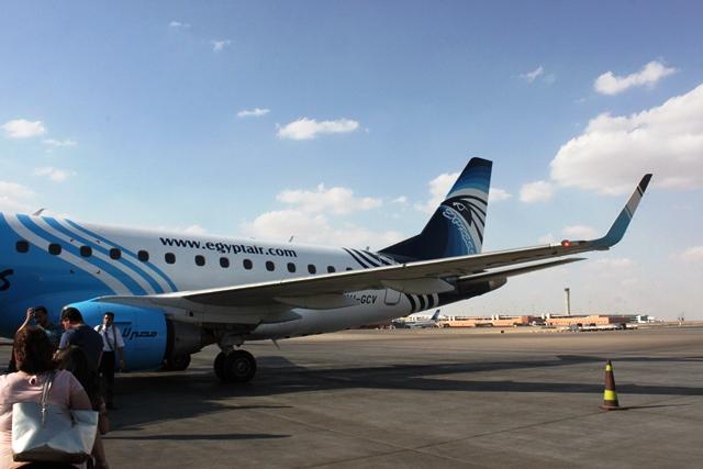 結構エジプト航空のデザイン好きです