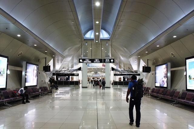 クウェート空港ターミナル