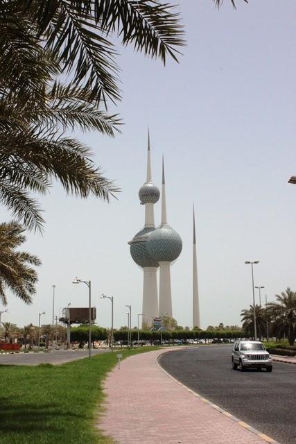 クウェートタワー 観光