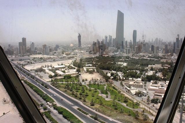 クウェート市街