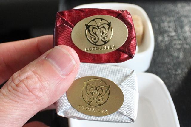 ココ・ジャリーラのチョコレート