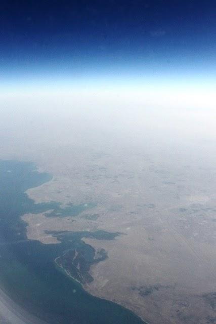 カタールの東海岸