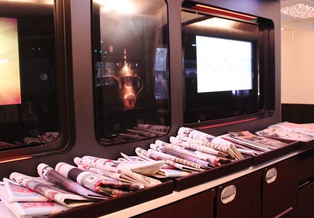 新聞や雑誌類
