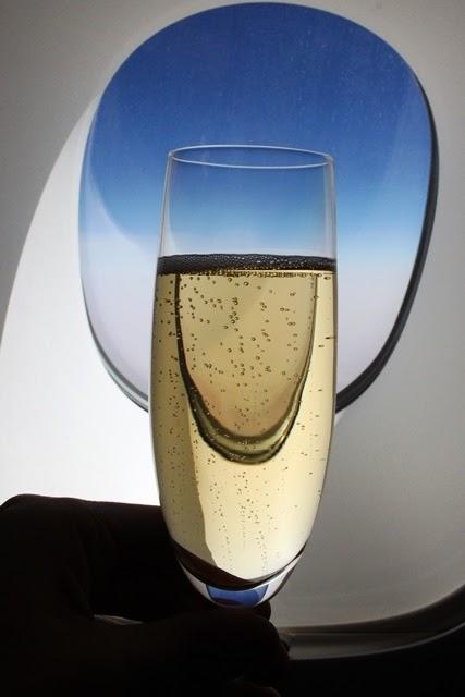 青い空に乾杯!
