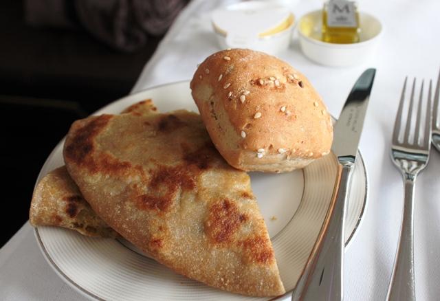 パンとチャパティ