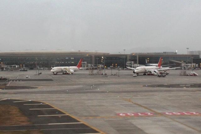 ムンバイ空港第2ターミナル