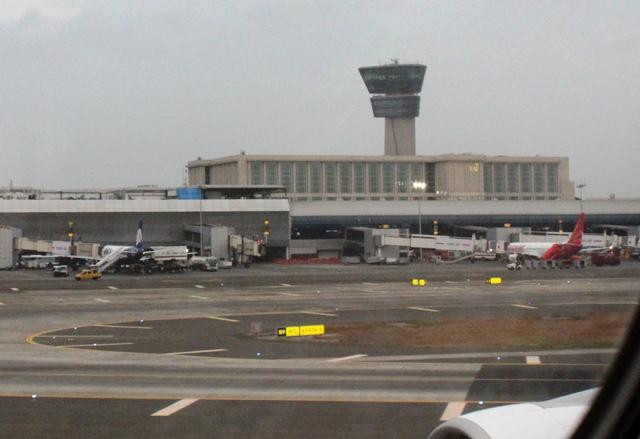 こちらは第1ターミナル