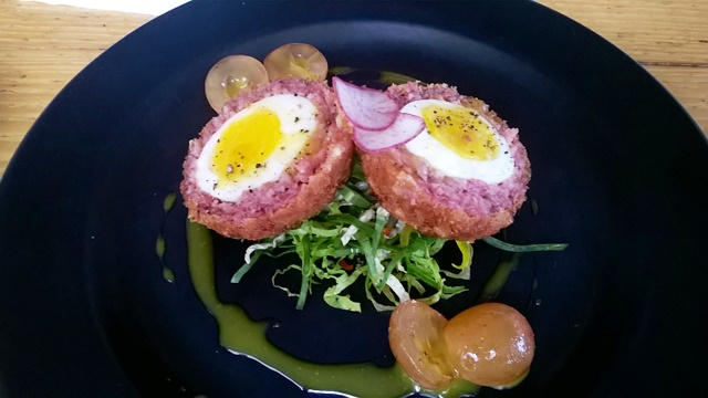 Pork Scotch Eggs