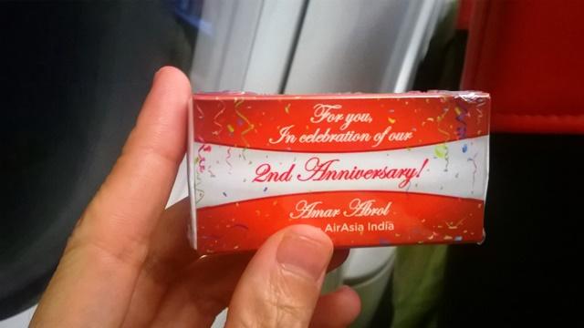 記念チョコレート