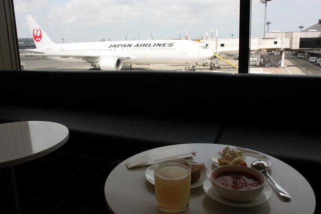 JALB767-300機