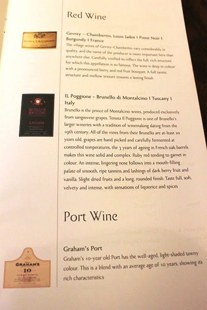 赤ワイン・ポートワイン