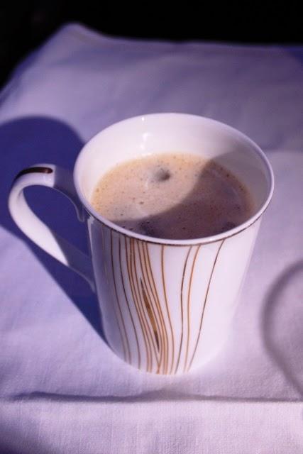 ヘーゼルナッツの(インスタント)アイスコーヒー