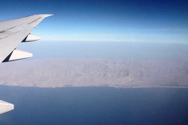 ラス・アル・カイマ付近
