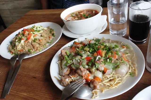 メガラヤ 料理:シロンの中華料理