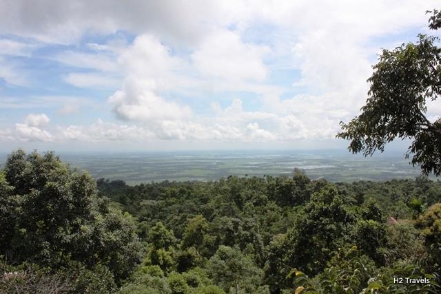 バングラの平野