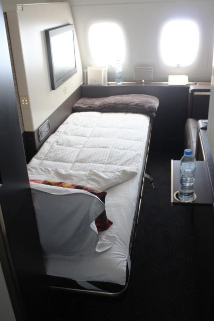 ファーストクラス 安く乗る方法:エティハドA380ファースト