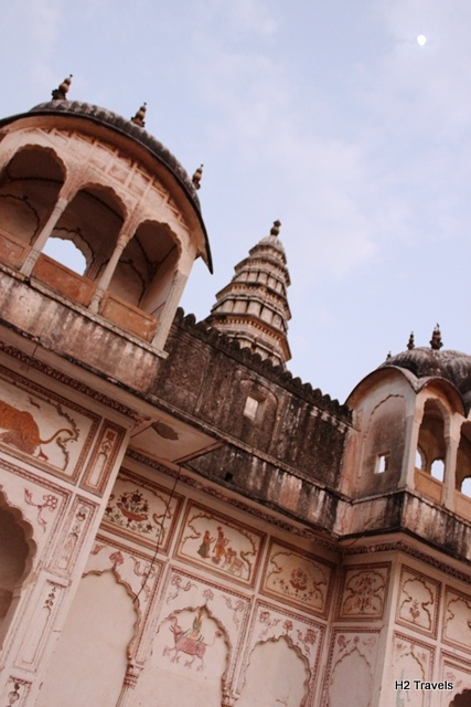 プシュカル 観光:古いジャイナ教寺院