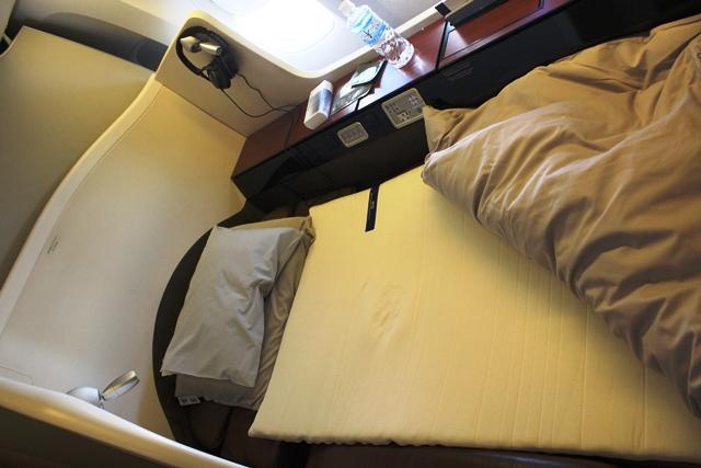 空飛ぶベッド