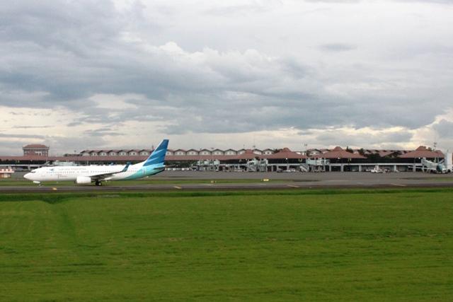 国際線発着の第2ターミナル