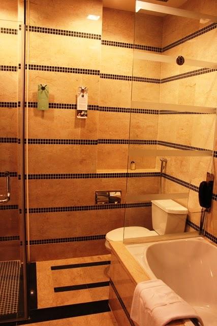 シャングリラ・プトラジャヤのトイレ