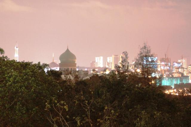 プトラジャヤの夜景