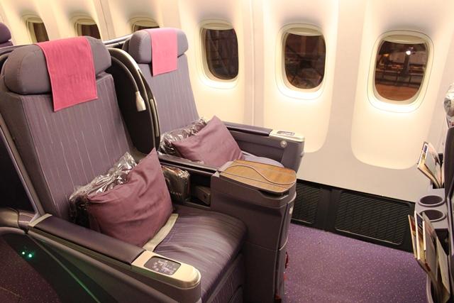 僕の座席12A