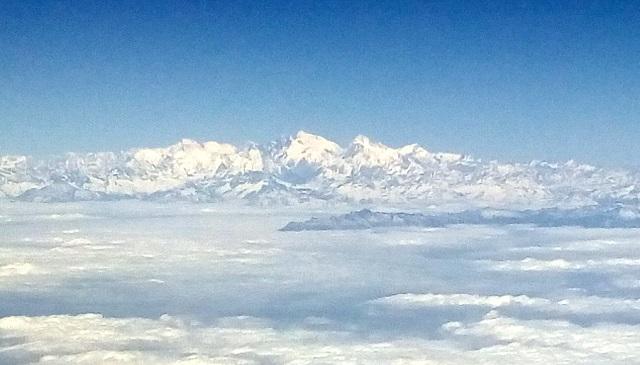 インパール作戦 慰霊:エベレスト