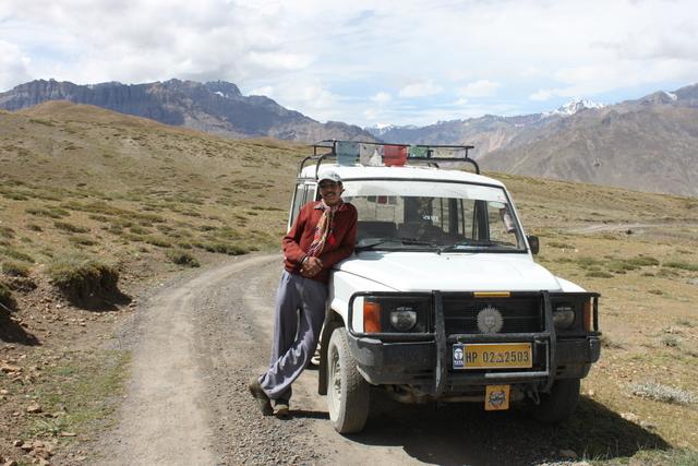 インド チップ 相場:ヒマラヤのドライバー