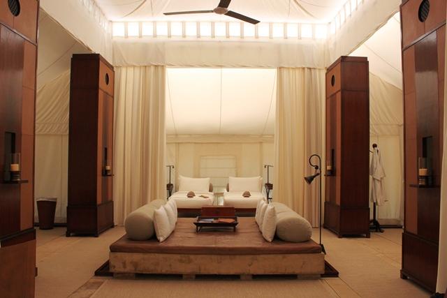 アマニカス 部屋:広い客室!