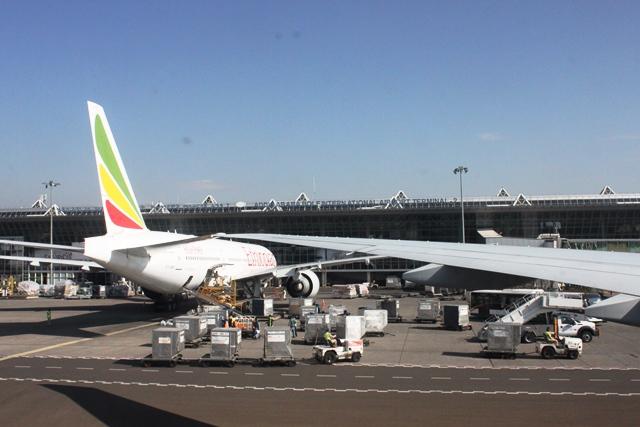 ボレ国際空港第2ターミナル
