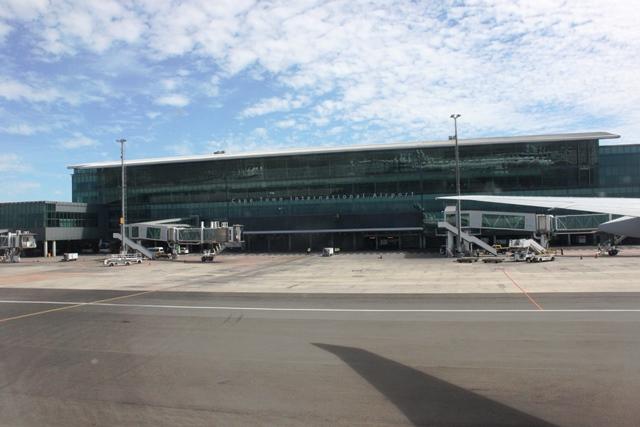 ケープタウン空港ターミナル