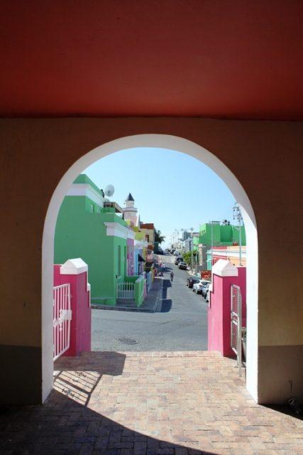 博物館の入口