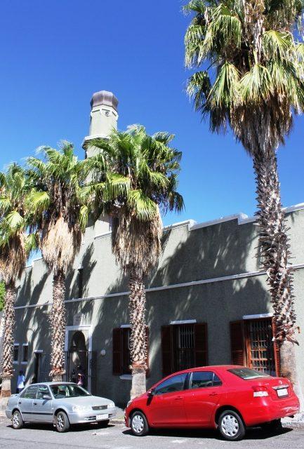 ケープタウンで一番古いアッワルモスク