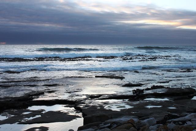 荒々しい大西洋