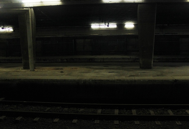 ヨハネスブルグ・パーク駅(中央駅)