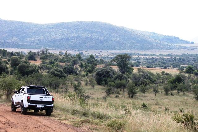 国立公園全景