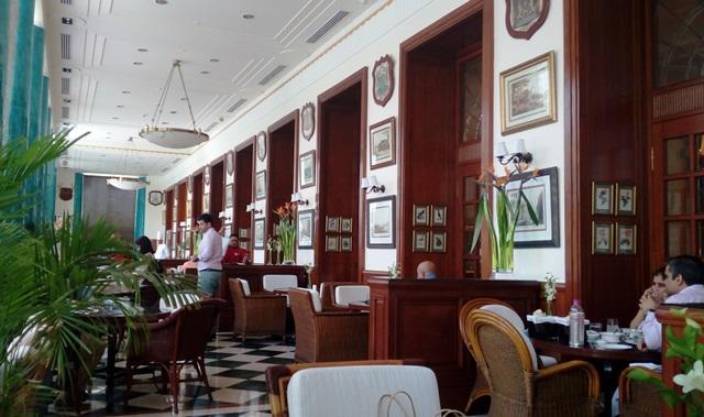 デリー インペリアルホテル ビュッフェ:1911