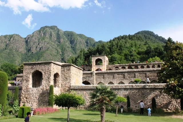 ムガール王朝時代の砦