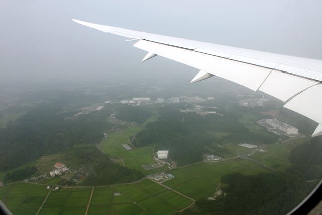 成田空港付近