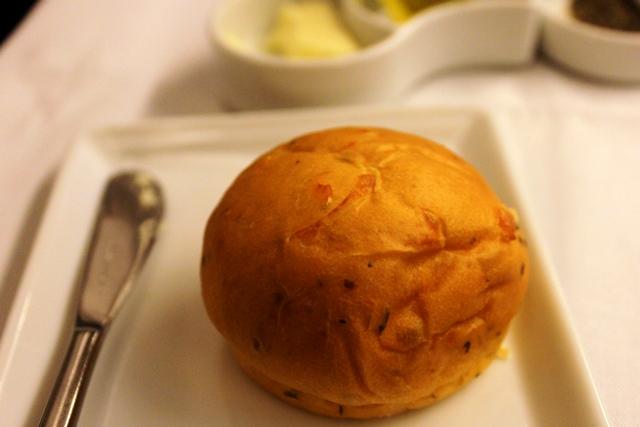 セモリナトマトのパン