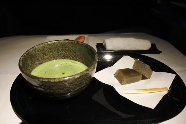 抹茶と虎やの緑茶羊羹