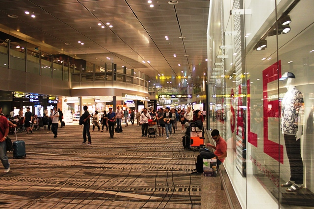 チャンギ空港第3ターミナル
