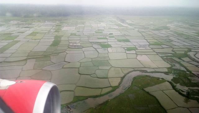 最寄りとなる西ベンガル州バグドグラ空港