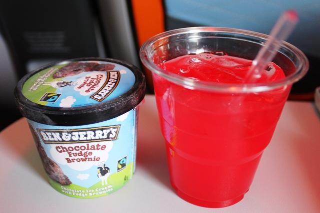 アイスクリームとシンガポール・スリング