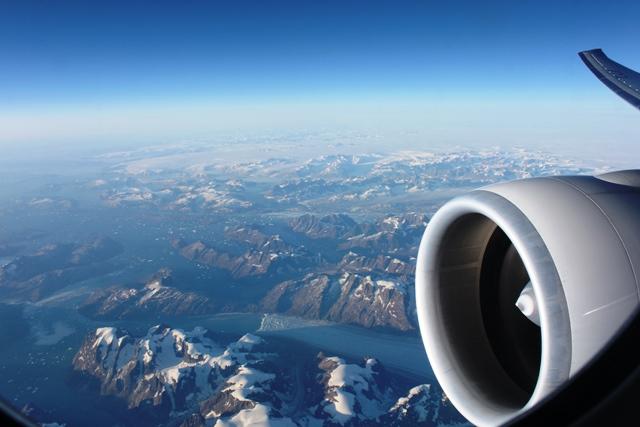グリーンランド東海岸