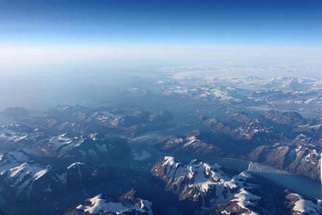 東グリーンランド