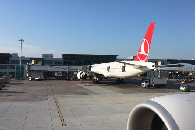 ターキッシュB777-300ER機