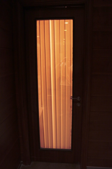 これが仮眠室のドア