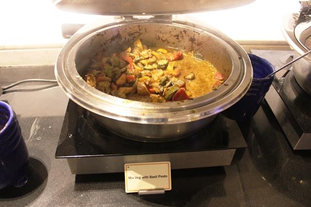 洋食の野菜ミックス