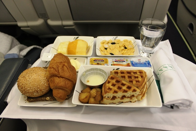 イラン 最高:朝食